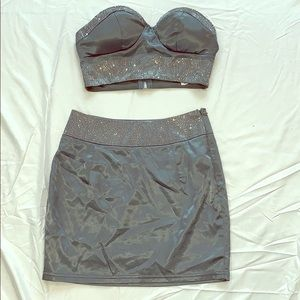 Never worn 2 piece club set